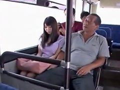 Girl Who Met With Molestation By Bus